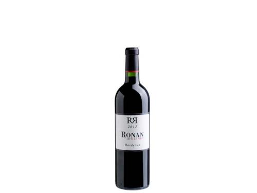 Vinho Tinto Ronan By Chateau Clinet 2012 375ml