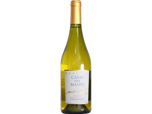 Vinho Branco Casas Del Maipo Reserva Chardonnay 750ml