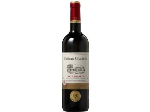 Vinho Tinto Chateau Chaubinet 2015 750ml