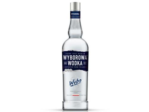 VODKA WYBOROWA WODKA 750ML