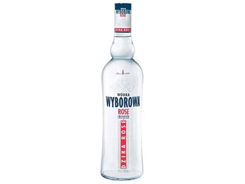 VODKA WYBOROWA ROSE 700ML