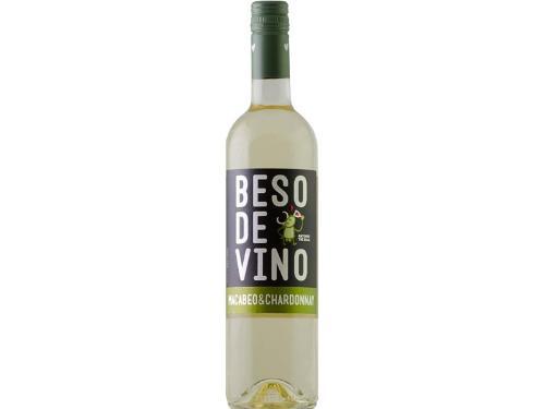 Vinho Branco Beso de Vino Macabeo 750ml