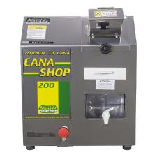 Moenda Cana Shop 200 Rolo Inox