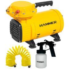 MOTOCOMPRESSOR DE AR DIRETO 1/3HP GYCD2500 - HAMMER