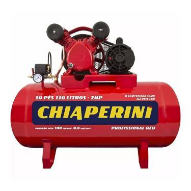 COMPRESSOR 10/110 RED 2 CV - CHIAPERINI