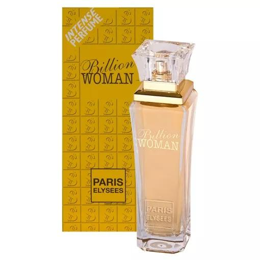 d3c11a001e Billion Woman Love Eau De Toilette Paris Elysees - Perfume Feminino 100ml