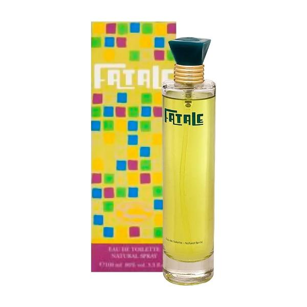 7560c6012 Perfume Fatale Feminino Eau De Toilette 100ml | Paris Elysées - Perfumes
